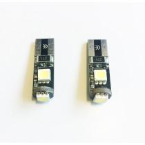 II CANBUS T10 3SMD Fehér SMD-PL-T10-3-5050 T10  fehér