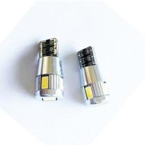 CLASSIC T10 6 SAMSUNG LED fehér SMD-PL-T10-6SMD