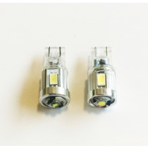 CLASSIC T10 CREE+4SMD LED Fehér SMD-PL-T10/4SMD/3W/CREE