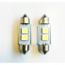 CANBUS 2SMD LED 36mm-es Szofita SMD-LA513C-36MM