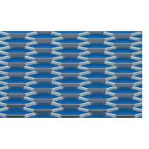 ALUMINIUM MESH Hűtőmaszk, hűtőrács Méhsejt Ezüst 120 * 40cm