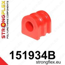 Strongflex Első stabilizátor szilent Nissan Micra K12 02-10 Note E11 06-12 Tiida I 04-12 Renault Clio III 05-12* Modus 04-12
