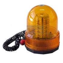 Tetővillogó 12V 100 LED-es sárga FL-WS1022Y