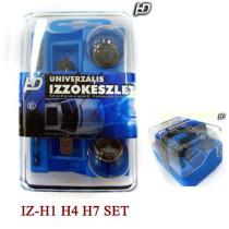 Izzókészlet H7 H7BULBKIT