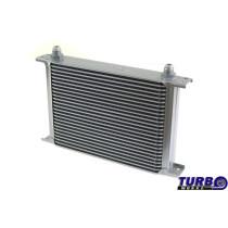 Olajhűtő TurboWorks 25-soros 260x195x50  AN10 ezüst