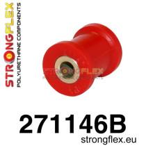 Subaru Első stabilizátor összekötő szilent SPORT piros