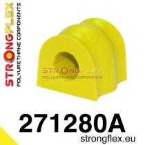 Subaru Első stabilizátor szilent 18-25mm sárga