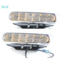 12-LEDES  BASIC Nappali menetfény kék  KL-CSL003B-12