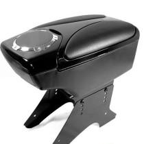 KNY-48004B/B Könyöktámasz fekete - fekete