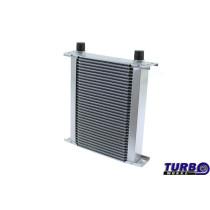 Olajhűtő TurboWorks 34-soros 190x265x50  AN10 ezüst