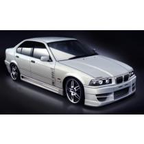 Küszöb Spoiler BMW E36