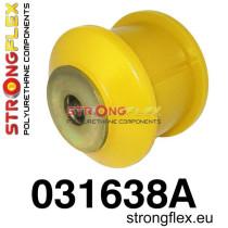 Első alsó bekötőrúd első szilent SPORT sárga 66mm