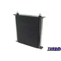 Olajhűtő TurboWorks 40-soros 260x315x50  AN10 fekete