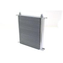Olajhűtő TurboWorks 40-soros 260x315x50  AN10 ezüst
