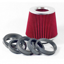 LG-MT2502R Direkt szűrő / Sport levegőszűrő piros