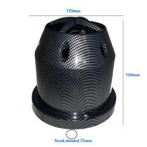 LG-MT2503C Direkt szűrő / Sport levegőszűrő karbon