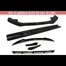 Toldat szett  AUDI A5 S-LINE