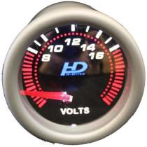 Króm lencse OR-LED7701-1 feszültségmérő