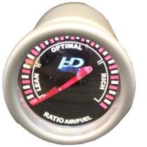 Króm lencse OR-LED7709-1 üzemanyag keverékarány mérő