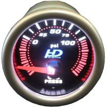 Sötétített lencse OR-LED7704-2 olajnyomásmérő