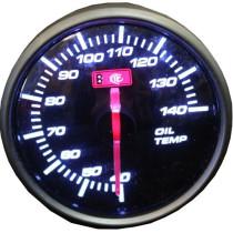 SELF-CHECK OR-LED2703 olajhőmérséklet mérő fehér háttérvilágítással
