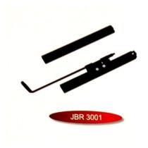 TU-JBR3001 Sportülés sín