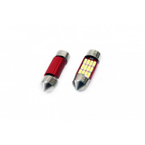 CANBUS 12SMD LED 31MM SZOFITA 12/24V 01288/71662