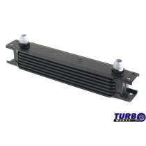 Olajhűtő TurboWorks 7-soros 260x50x50 AN10 fekete