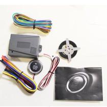 Autós start gomb szett AV-ST9001