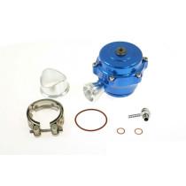 Lefújószelep  Epman 50mm V-Band QR Visszavezethető Kék