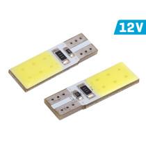 II CANBUS T10 2COB LED Fehér 10x5W CM58961