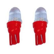 T10 piros helyzetjelző LED izzó CSL2024R/2029R