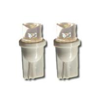 Szórt fény T10 fehér helyzetjelző LED izzó CSL2028W