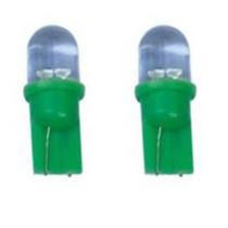 T10 zöld helyzetjelző LED izzó CSL2029G