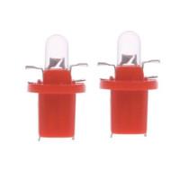 CSL2042R piros műszerfal LED izzó