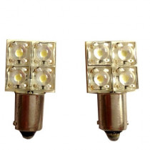 BA9S 4SMD LED panel Fehér 40LM CSL2169