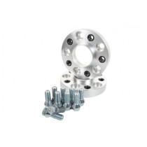 Nyomtávszélesítő Csavaros rögzítéssel 25mm 66,5mm 5x112 Audi A4/S4 B8, A5/S5, A6/S6 C7, A7/S7, A8/S8 D4, Q5, Q7