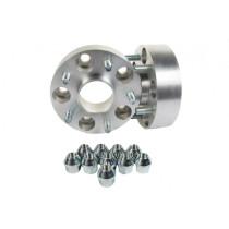 Nyomtávszélesítő Csavaros rögzítéssel 40mm 67,1mm 5x114,3 Peugeot 4007, 4008,