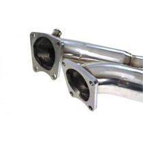 Downpipe Audi S4 RS6 C5 4.2 V8 Katalizátor nélküli