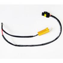 Ellenállás LED , XENON-hez (CANBUS műterhelés) 12V 50W