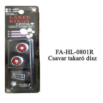 Csavar takaró dísz FA-HL0803R