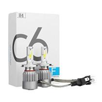 H4 C6 LED Fényszóró 26W 3800LM 5500K SMD-H4C6/26W