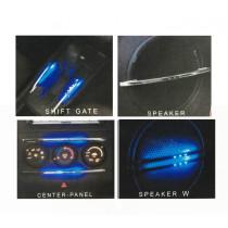 HiFi dekoráció LED HF-LX880