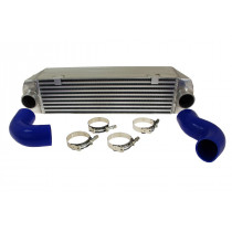 Intercooler TurboWorks BMW E80 E82 E90 E92 N54 BENZYNA 130mm