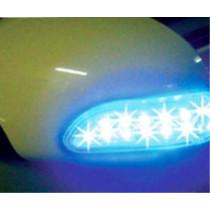 Tükör LED csík KL-LE2022BL Kék Fényű