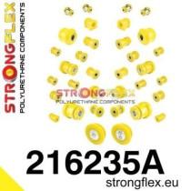 Teljes felfüggesztés szilent készlet SPORT STRONGFLEX Lexus IS II 05-13 Lexus GS III 05-12