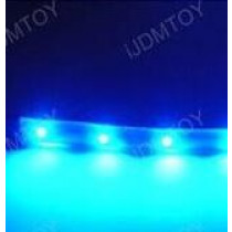 LCS-4000/15B 15cm kék ledcsík 2dbos