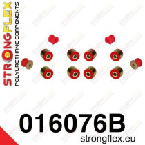 Hátsó felfüggesztés szilent készlet SPORT Strongflex Alfa Romeoᅠ147 00-09 Alfa Romeoᅠ156 97-06 Alfa RomeoᅠGT 03-10