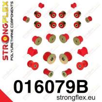 Teljes felfüggesztés szilent készlet SPORT Strongflex Alfa Romeoᅠ147 00-09 Alfa Romeoᅠ156 97-06 Alfa RomeoᅠGT 03-10