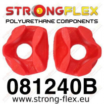 STRONGFLEX MOTORFELFÜGGESZTÉS HÁTSÓ BETÉT - Acura Integra 93-01 Acura Integra Type R 97-01 Honda Civic 91-95 Honda Civic 95-00 JAPAN Honda Civic 95-00 UK Honda CRX del Sol 92-97 Honda Integra 93-01 H Honda Integra Type R 97-01 H